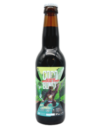 Bouteille Coco Bongo sainte Cru russian imperial stout coco