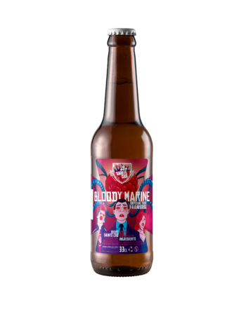 Bouteille Bloody Marine Sainte Cru Imperial Sour Framboise