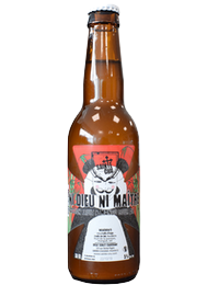 Bouteille ni Dieu Ni Maître mangue passion berliner weisse