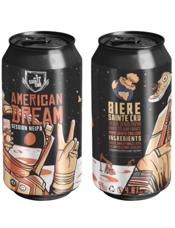 Can American Deam by Sainte Cru
