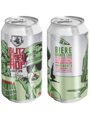 Can Blitzkrieg Hop by Sainte Cru