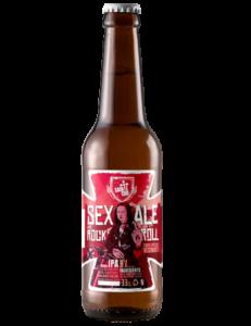 Bouteille Sex Ale & Rock'n'roll SAINTE CRU