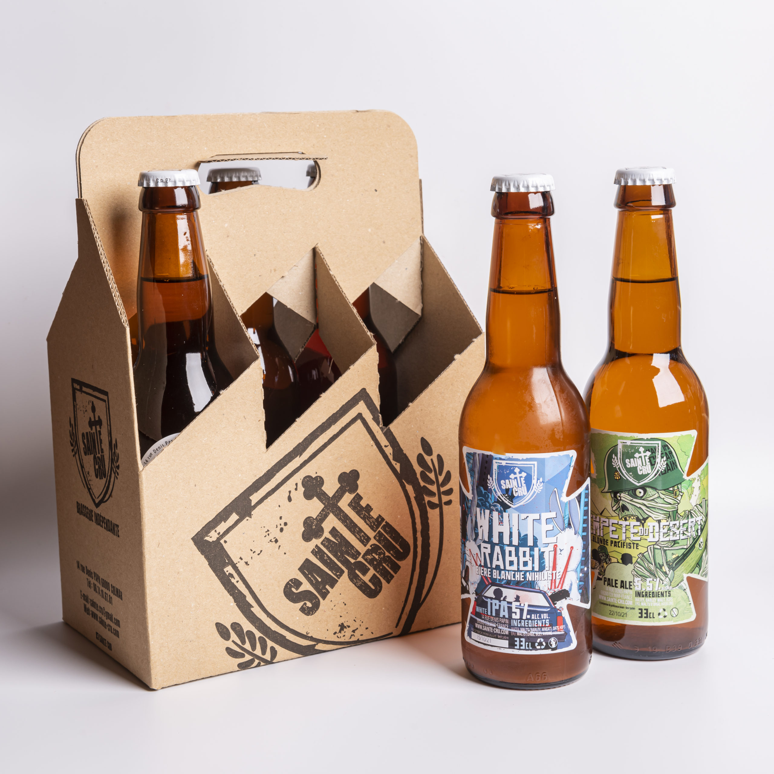 Pack 6 bouteilles SAINTE CRU Colmar