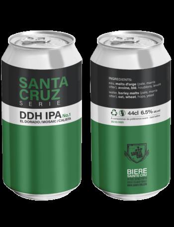 Can Santa Cruz Serie DDH IPA N°1 by Sainte Cru