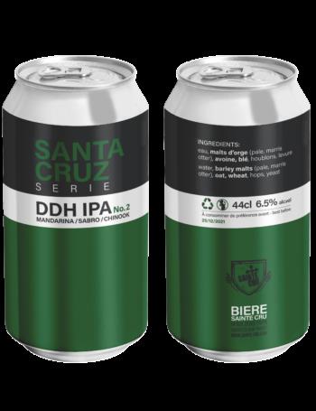 Can Santa Cruz Serie DDH IPA N°2 by Sainte Cru