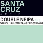Santa Cruz Serie DOUBLE NEIPA No. 2 SAINTE CRU Colmar