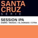 Santa Cruz Serie SESSION IPA SABRO/MOSAIC/ELDORADO/CITRA Sainte Cru Colmar