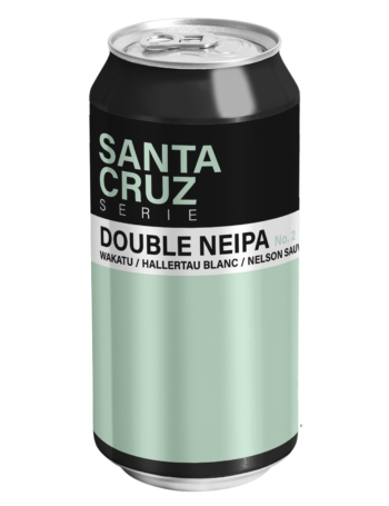 Santa Cruz Serie DOUBLE No. 2 WAKATU HALLERTAU BLANC NELSON SAUVIN Sainte Cru Colmar