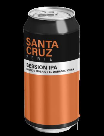 Santa Cruz Serie SESSION IPA SABRO MOSAIC EL DORADO CITRA Sainte Cru Colmar