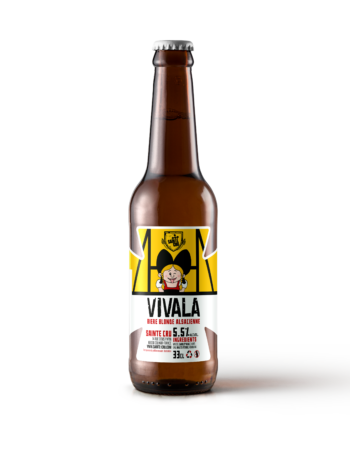 VIVALA hoppy lager SAINTE CRU