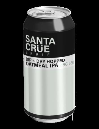 Santa Crüe Serie DIP + DRY HOPPED OATMEAL IPA Sainte Cru Colmar