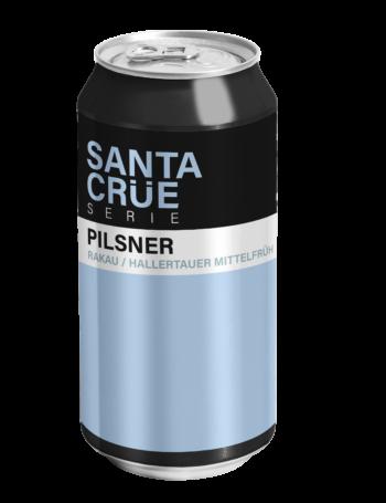 Santa Crüe Serie PISLNER RAKAU-HALLERTAU MITTELFRÜH Sainte Cru Colmar