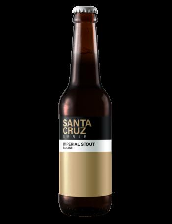 Santa Cruz Serie IMPERIAL STOUT BANANE Sainte Cru Colmar